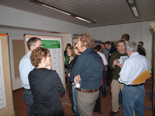 Thursday, November 12 - Poster Session (Topic 1)
