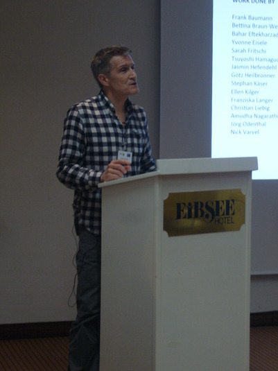 Mathias Jucker, Toxicity and aggregation session